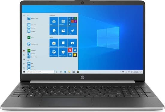 HP Pavilion 15 - best touchscreen laptop under 500 dollars