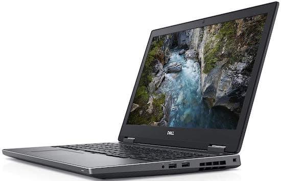 Dell Precision 7540 - best dell workstation laptop deals