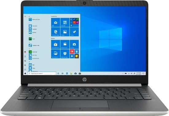 HP 14z windows 10 laptop under $200