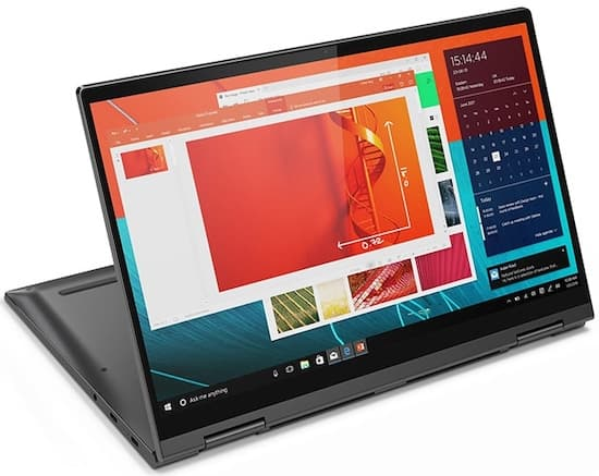 Lenovo Yoga C740 15-inch Convertible Laptop Under $1000