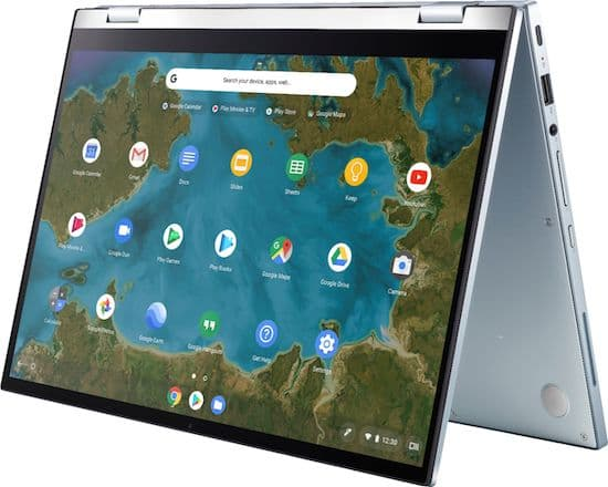 ASUS Chromebook Flip C433 - best laptop for college under $500