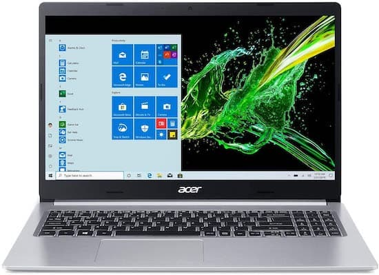 Acer Aspire 5 - best laptop for college students with AMD Ryzen 4000 Processor