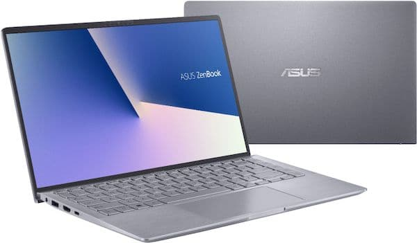 ASUS ZenBook 14 - best budget AMD laptop for photo and video editing