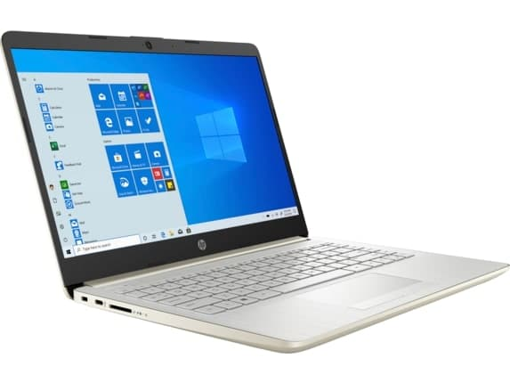 HP 14z-dk100 - best laptops for school under 300 dollars