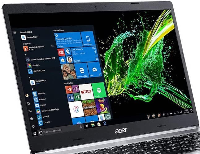 "Acer Aspire 5 15.6"" Full HD Laptop Review - Display & Viewing Angles"