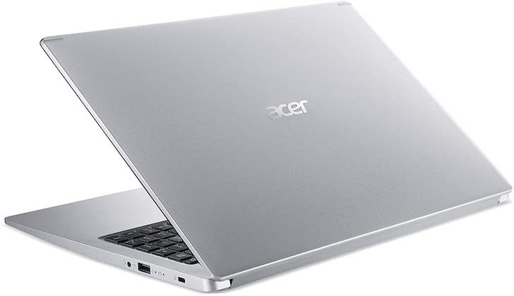 Acer Aspire 5 A515-54-59W2 Review - Design and Build Quality