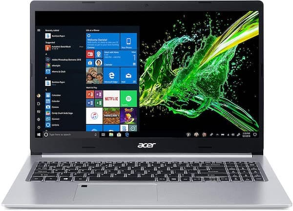 Acer Aspire 5 with i5-10210U Review - Real World Performance and Battery Life
