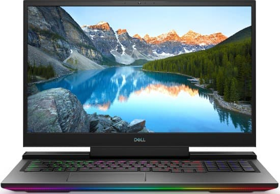 Dell G7 17-inch Gaming Laptop