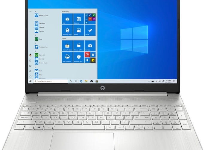 HP 15-dy1036nr Review