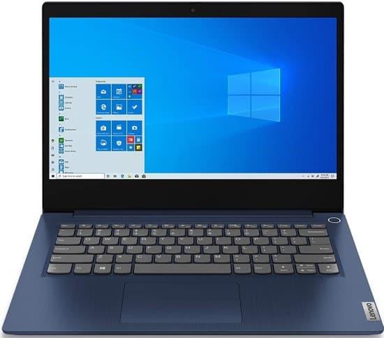 Lenovo Ideapad 3 14 best laptops for gaming under 500 dollars