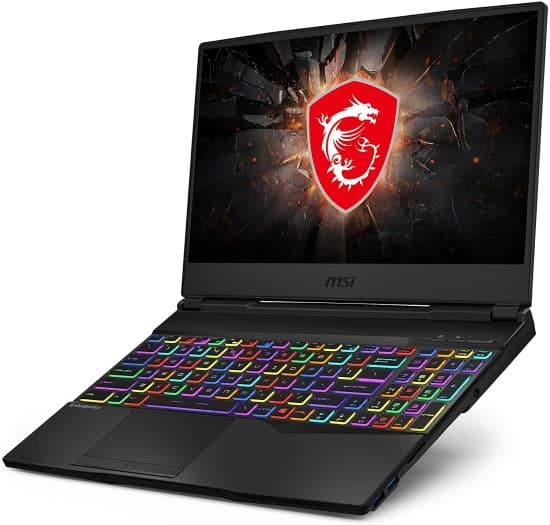 MSI GL65 Leopard 10SFK-062 Affordable High End Gaming Laptop