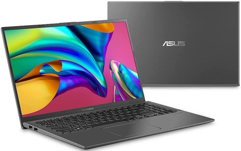 2020 ASUS VivoBook 15 Laptop Slim Screen Bezels