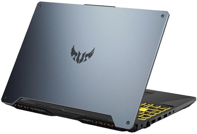 ASUS TUF Gaming A15 Laptop in Fortress Gray Color