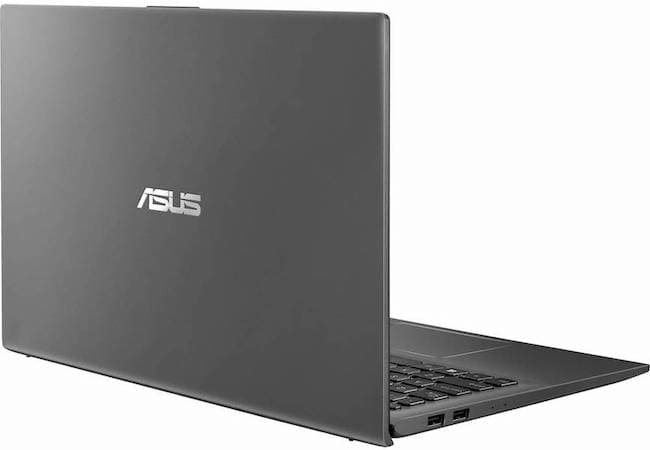 2020 ASUS VivoBook 15 Laptop - Design and Build Quality Review