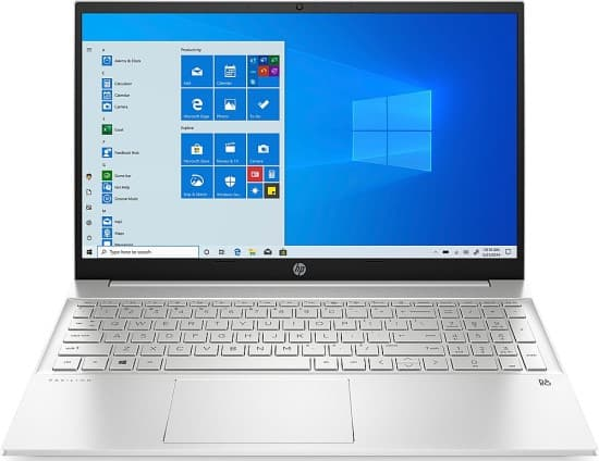 HP Pavilion 15 Quad Core Intel i7 Processor Laptop