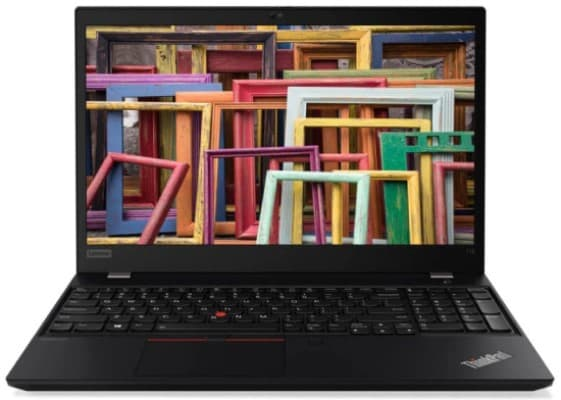 Lenovo ThinkPad T15 - best business laptop with i7 processor