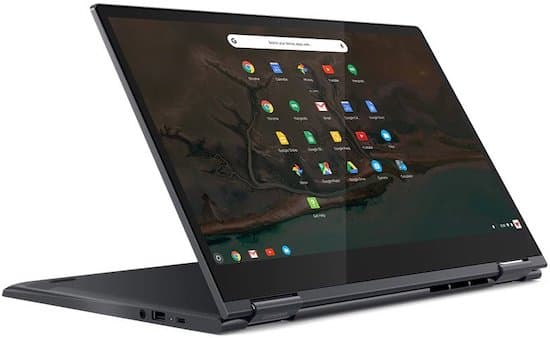 Lenovo Yoga Chromebook C630 convertible 15 inch chromebook