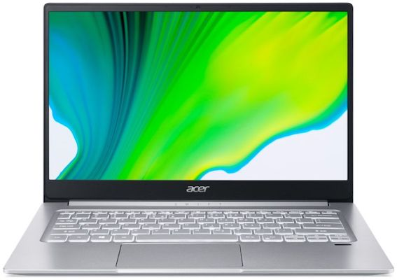 Acer Swift 3 - best budget laptop for video editing 2020