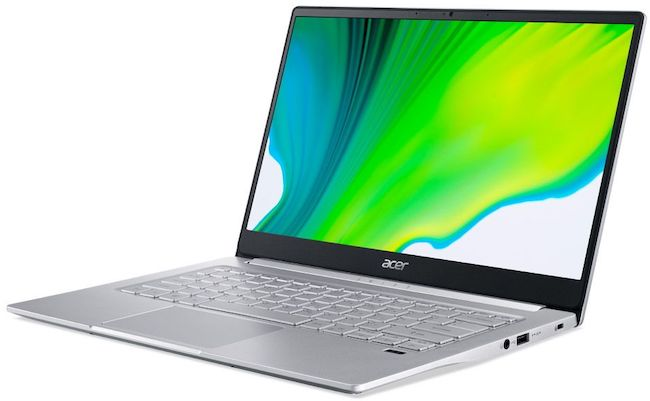 2020 Acer Swift 3 (AMD Ryzen 7 4700U) Laptop Benchmarks and Performance Overview