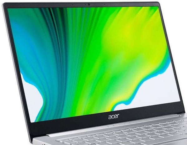 Acer Swift 3 SF314-42-R9YN Review - Display and Viewing Angles