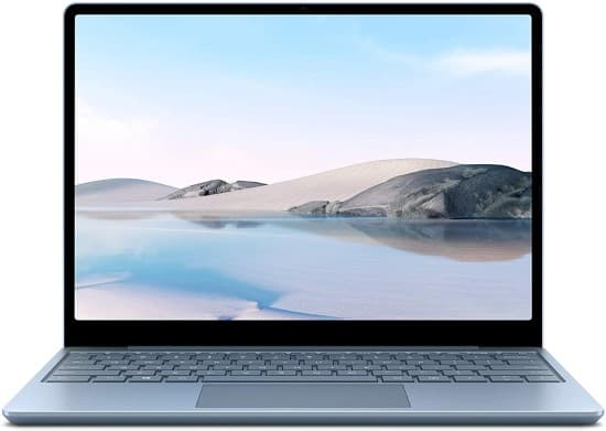 Microsoft Surface Laptop Go Touchscreen Laptop
