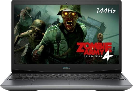 Dell G5 15 SE Laptop with AMD SmartShift