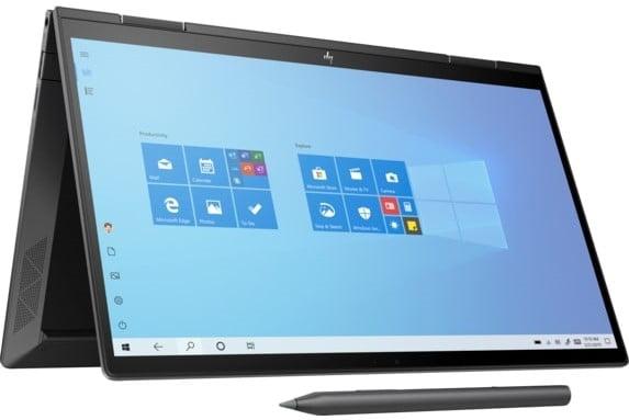 "HP ENVY x360 13"" - Affordable Convertible Laptop Option"