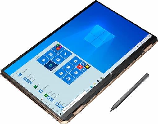 HP Spectre x360 13: Editor's Choice - Best 2-in-1 Under $1000 in 2021
