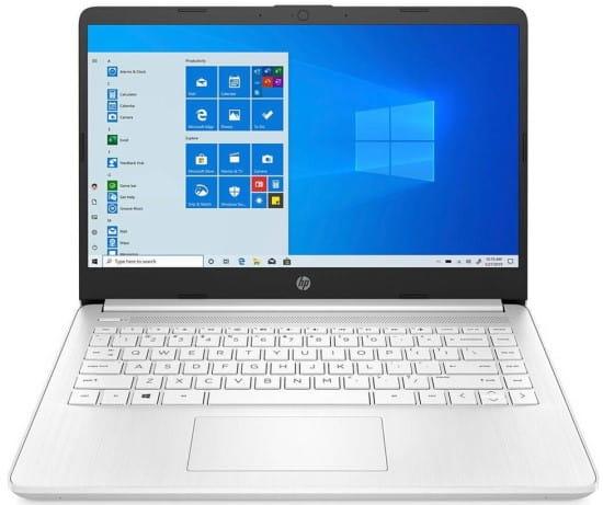 HP 14-fq0070nr windows 10 laptop under $200
