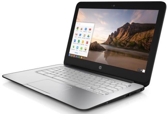 HP Chromebook 14 G1 - best 14 inch Chromebook