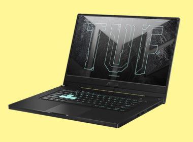 Asus tuf dash f15 tuf516pe gaming laptop review