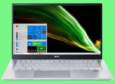 2021 Acer Swift 3 with AMD Ryzen 7 5700U in Review