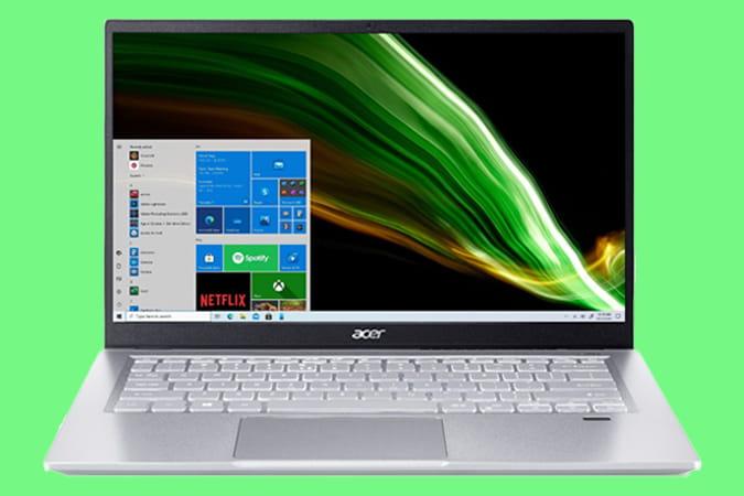 2021 Acer Swift 3 - Excellent Affordable Ultrabook Costing Under $800