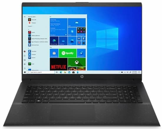HP 17z-cp000 Best 17-inch Laptop Under 400 Dollars