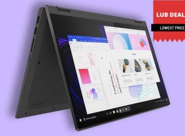 Lenovo IdeaPad Flex 5 14 Back to School Deal