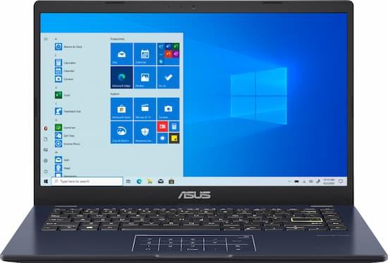 Asus E410MA - best Windows laptop under $200