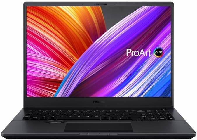 Asus ProArt StudioBook Pro 16