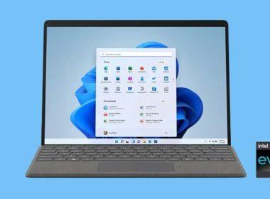 Microsoft Surface Pro 8 with Intel Evo